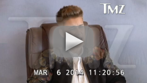 Justin Bieber Blows Up at Court Reporter, Sucks So Hard