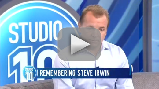 Steve Irwin Death: Cameraman Recalls Crocodile Hunter's Final Words