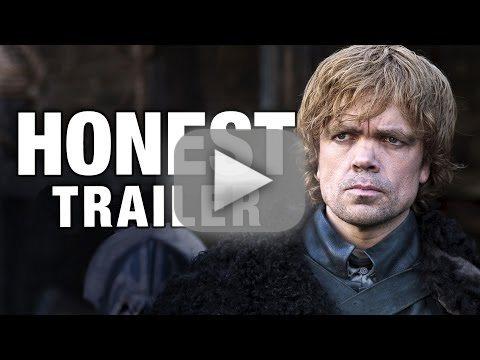 Honest Trailer - Game of Thrones Vol. 3 | Honest Trailers ...