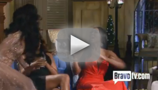 Andy Cohen: Real Housewives of Atlanta Fight is Inappropriate and Wrong!
