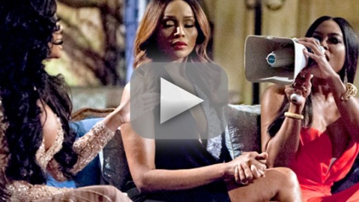 The Real Housewives of Atlanta Reunion Recap: Porsha Williams BEATS DOWN Kenya Moore!