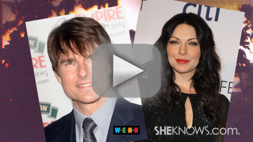 Laura Prepon Denies Dating Tom Cruise, Defends Scientology