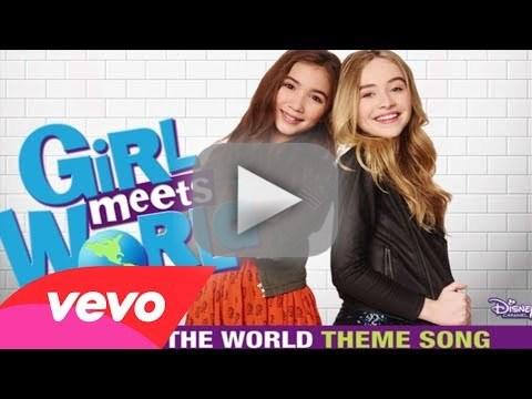 girl meets world theme song remixs