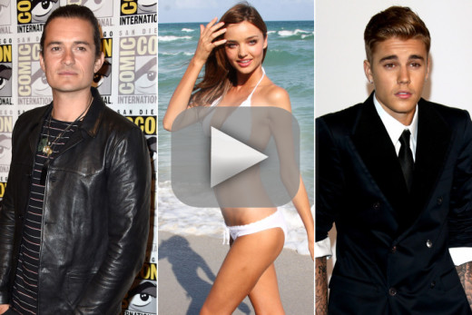Orlando Bloom vs. Justin Bieber: Who Started It?