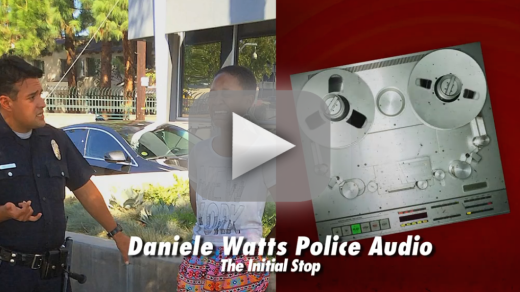 Daniele Watts, Boyfriend Charged With Lewd Conduct Over Car Sex Scandal