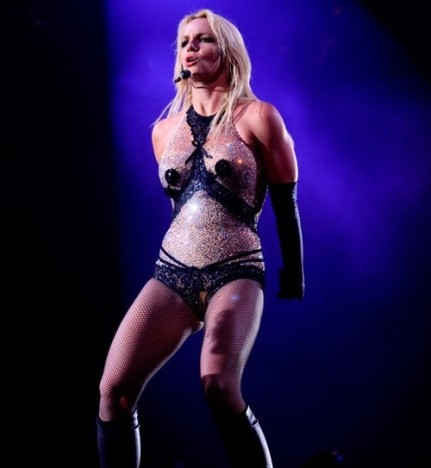 Britney Spears: S&M Style