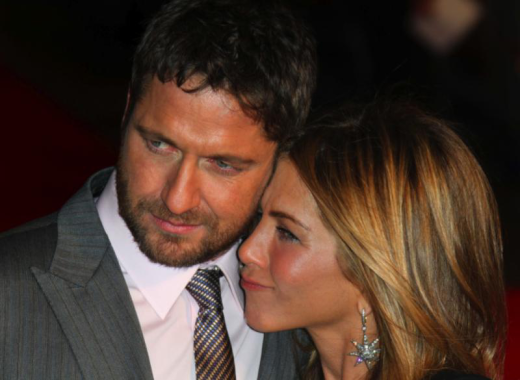 Gerard Butler, Jennifer Aniston Picture