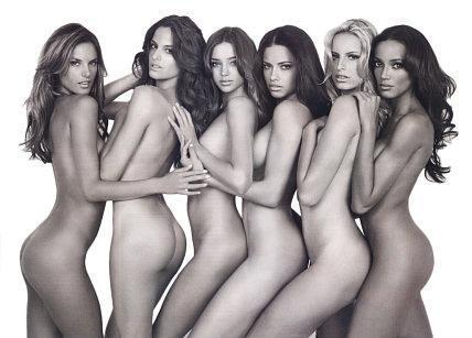 Nude Models!