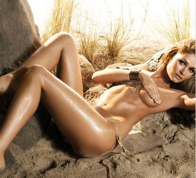 Sarah Mutch Nude