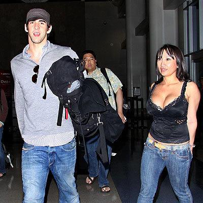 Michael Phelps, Caroline Pal