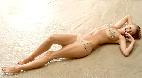 Naked Marisa Miller Picture