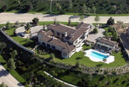 Britney Spears' New House