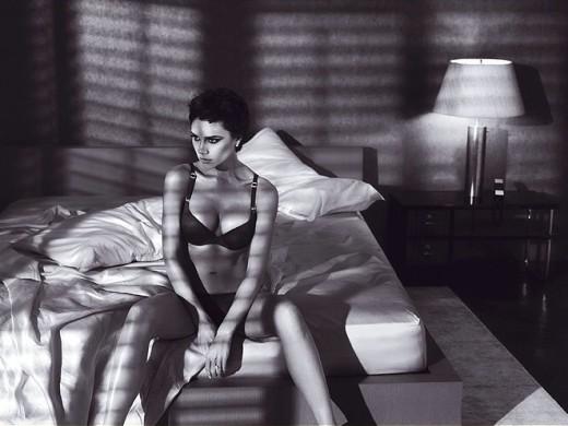 Victoria Beckham Lingerie Picture