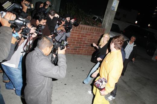 Paparazzi Mobs Perez, Speidi