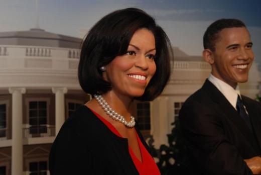 Michelle Obama: Real or Wax?