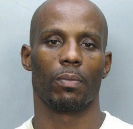 New DMX Mug Shot!