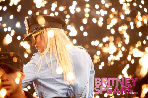 Britney in UK
