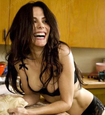 Mary-Louise Parker in Esquire