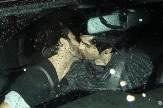 Kissing Alert!