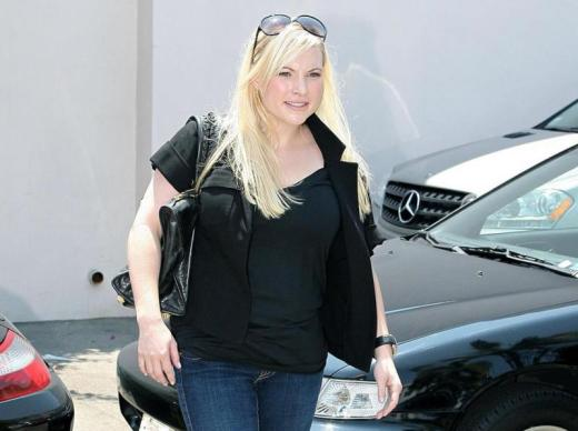 Meghan McCain is Back