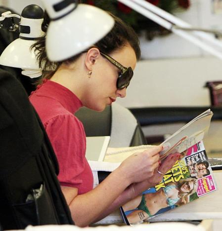 Gossip Reader
