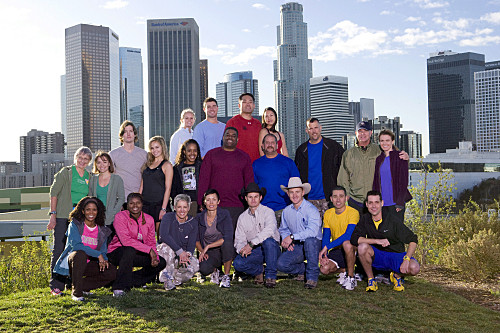 The Amazing Race Cast