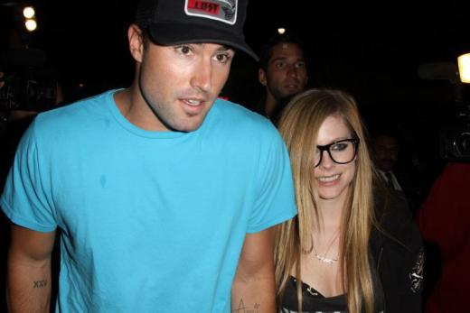 Brody and Avril Photo