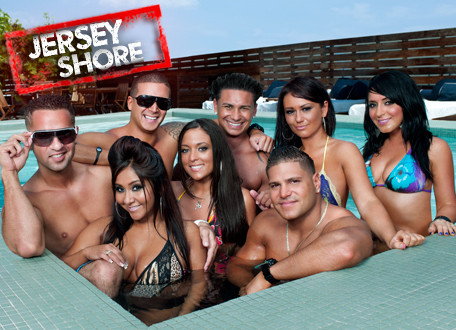 Jersey Shore Season 2 Cast