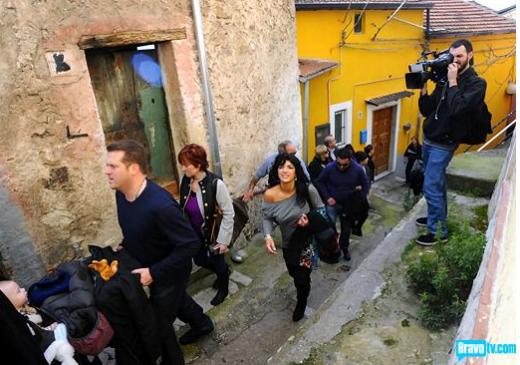 Filmed in Italy