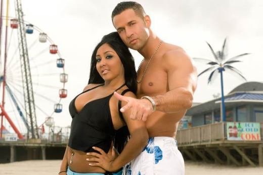 Snooki and The Situation Photo
