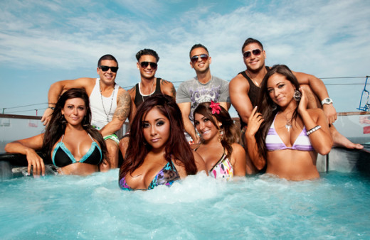 Jersey Shore Season Three Cast