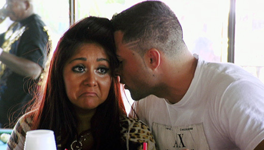 Snooki and Jeff Miranda Picture