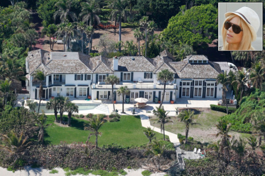 Elin Nordegren's New House