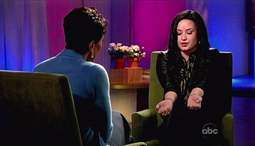 Demi Lovato Interview Pic