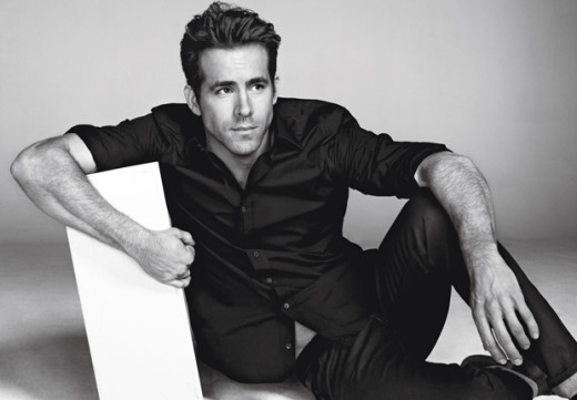 Ryan Reynolds in Details