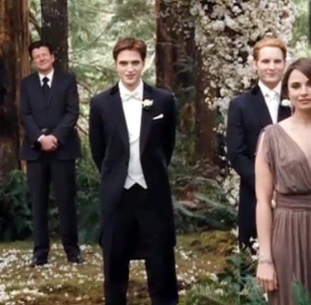 Breaking Dawn Wedding Still