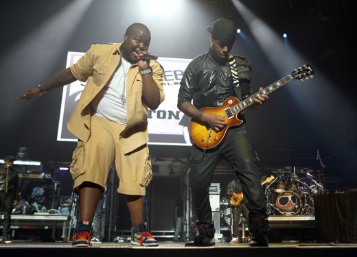 Sean Kingston Photograph
