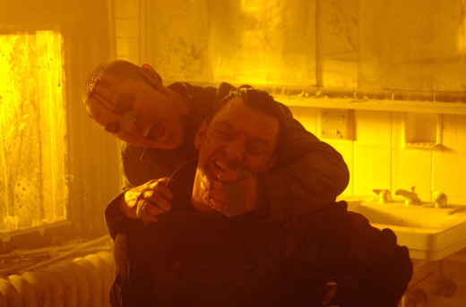 Doug Hutchison in Punisher: War Zone