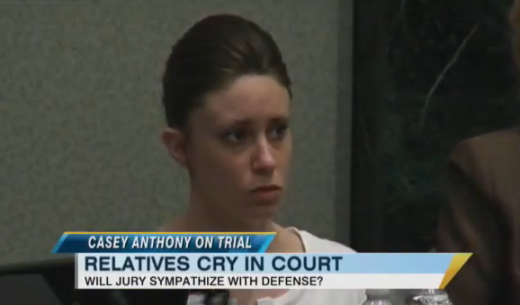 Casey Anthony on Trial (Day 40)