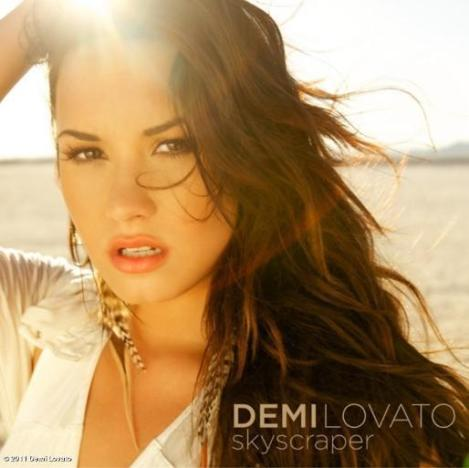 Demi Lovato Single Art