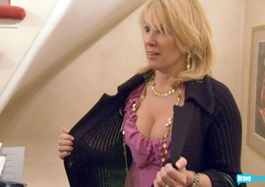 Ramona Singer Pregnant?