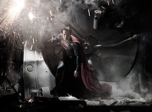 Man of Steel Promo Pic