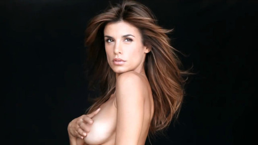 Elisabetta Canalis Topless