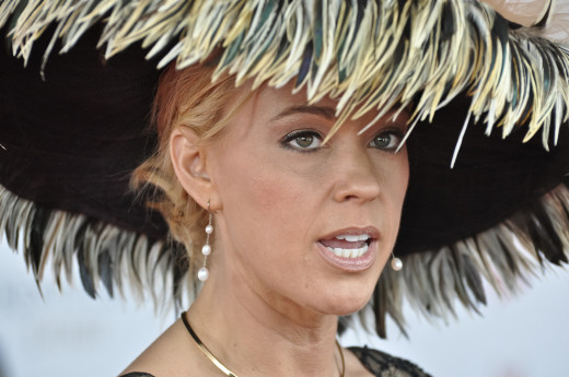 Kate Gosselin, Hat
