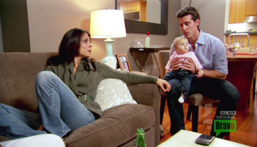 Bethenny Frankel and Family