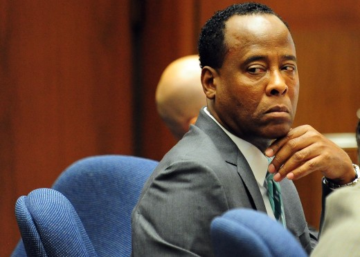 Conrad Murray Photo
