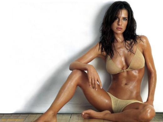 Kelly Monaco Bikini Photo