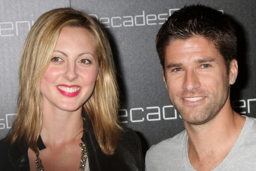 Eva Amurri and Kyle Martino Pic
