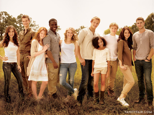 The Hunger Games Cast