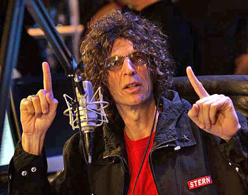 Howard Stern Talk Show Appearance
